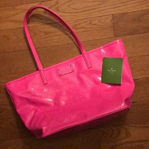 Kate Spade Hot Pink Harmony Bag